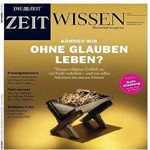 ZeitWissen, Dezember 2012 / Januar 2013 Audiomagazin