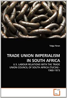 trade unions in south africa pdf