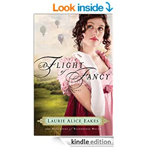 A Flight of Fancy (The Daughters of Bainbridge House Book #2): A Novel