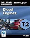 ASE Test Preparation - T2 Diesel Engines - ASE Truck Test Prep Series - 1111128987