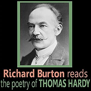Richard Burton Reads the Poetry of Thomas Hardy Audiobook
