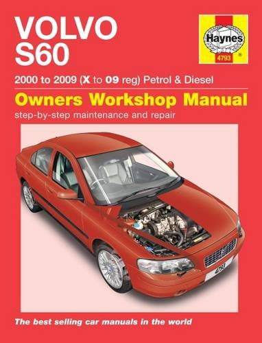 Volvo S60 Petrol and Diesel Owner's Workshop Manual: 00-09 (Volvo S60 Owners Manual compare prices)