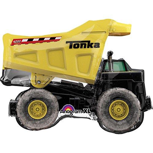 """Tonka Truck 32"""" Giant Foil Balloon"""