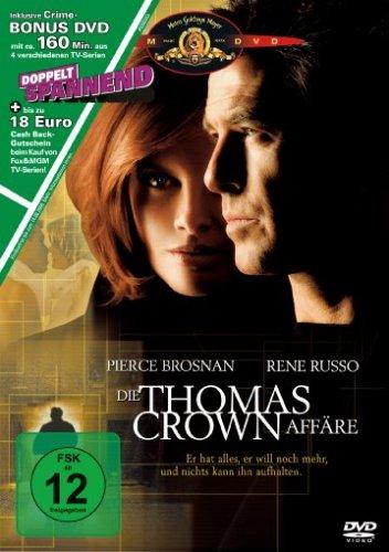 Die Thomas Crown Affäre (+ Bonus DVD TV-Serien)