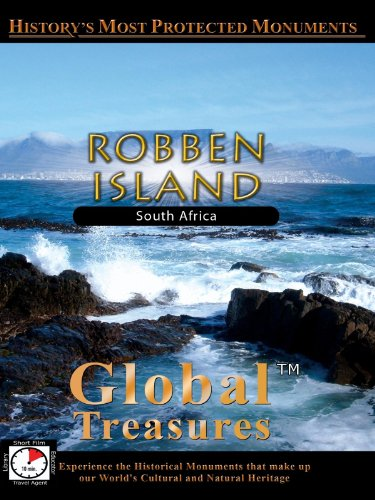 Global Treasures Robben Island Cape Town, South Africa front-617577