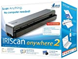 I.R.I.S. Iriscan Anywhere 2 Scanner Sheetfeed