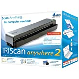 I.R.I.S. Iriscan Anywhere 2 Scanner Sheetfeeddi IRIS
