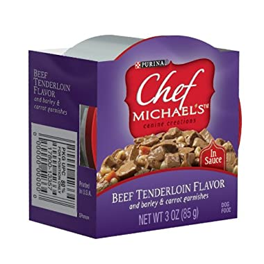 target dog food. Chef Michael#39;s Dog Food - Beef