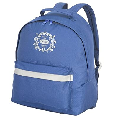 Shugon Abc Backpack, 5 Colours With Reflective Trip, Navy from SHUGON