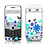 Josies Garden Design Protective Skin Decal Sticker for BlackBerry Pearl 3G 9100 Cell Phone