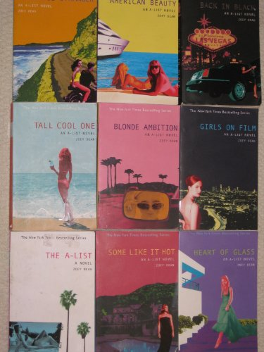 An A-List Novel Set (Complete A-List Novel Set, The A-List, Girls on Film, Blonde Amition, Tall Cool One, Back in Black, Some Like it Hot, American Beauty, Heart of Glass and Beautiful Stranger.) (A List Series Zoey Dean compare prices)