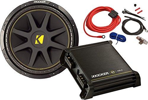 kicker-42kcb12512-bass-starter-package-amplifier-subwoofer-amp-kit