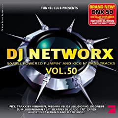 DJ Networx, Vol. 50 (50 Full Powered Pumpin' and Kickin' Bass Tracks)