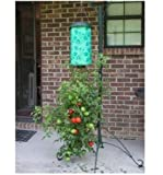 1 Topsy Turvy Upside Down Tomato Planter w/ Vertical Grow Bag - World's Easiest