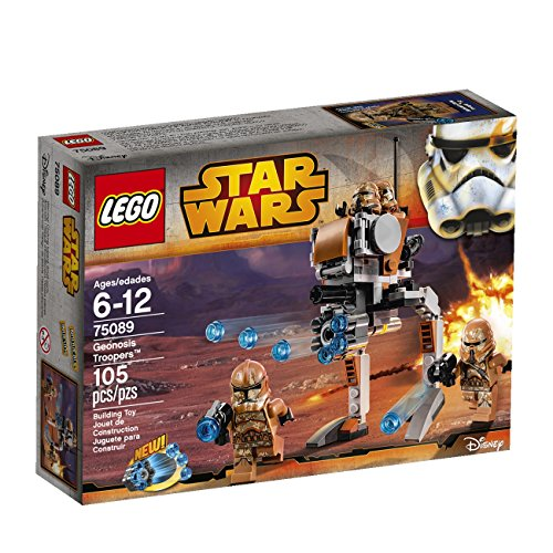 LEGO Star Wars Geonosis Troopers - 1