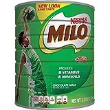 NESTLE MILO Chocolate Malt Beverage Mix 3.3 Pound Can