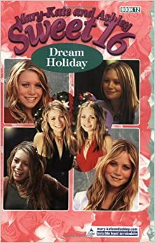 Mary kate and ashley sweet 16 books
