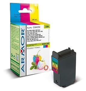 Für Canon BJC 2100 (Color) Patrone - Armor Druckerpatrone für BJC2100, kompatibel, 15ml