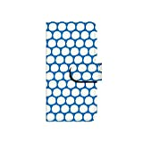 Apple iPhone6Plus(5.5インチ) 可愛いドット 水色 スマホケース ブック 手帳型 カバー ql802-d1230-lec(可愛いドット 水色)