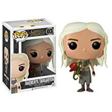 [Best price] Grown-Up Toys - Funko POP Game of Thrones: Daenerys Targaryen Vinyl Figure (Colors May Vary) - toys-games