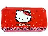 Trousse Hello Kitty Enfant Rangement Ecole 19,5x11cm d'occasion  Livré partout en France