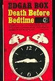 Death before bedtime (Atlantic large print) (0893409200) by Box, Edgar