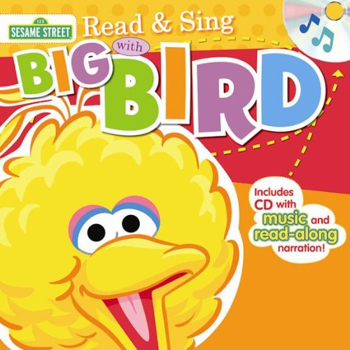 Twin Sisters Read & Sing with Big Bird, Unisex - 1