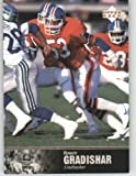 1997 Upper Deck Legends #107 Randy Gradishar - Denver Broncos (Football Cards) at Amazon.com
