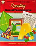 Easy-To-Make-And-Use Reading Bulletin Boards (Kids' Stuff) (0865301344) by Forte, Imogene