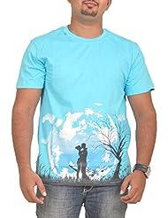 Stallion Cottons Men Cotton T-Shirt - B00Y7SFVWI