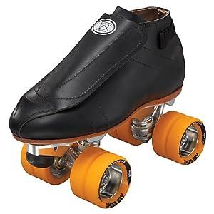 Riedell 395 Quest Jam Roller Skates 2014 5.0 Black