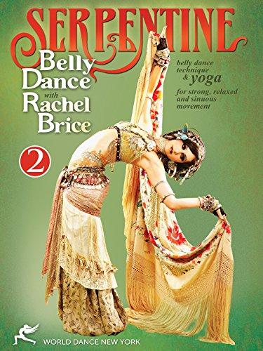 Serpentine: Belly Dance with Rachel Brice part 2 - Bellydance Choreography
