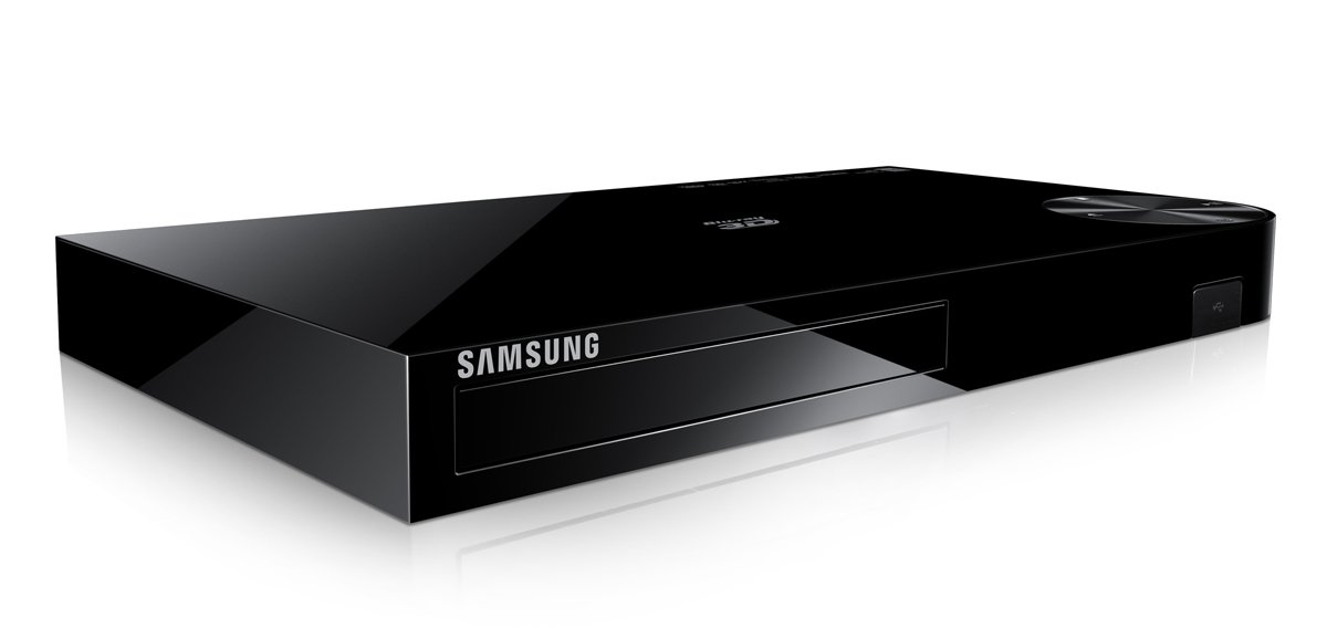 Samsung BD-H6500 3D Smart Blu-ray Disc Player
