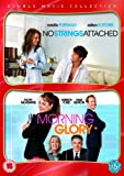 No Strings Attached / Morning Glory Double Pack [DVD]
