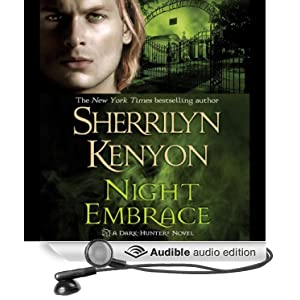 Night Embrace: A Dark-Hunter Novel Sherrilyn Kenyon and Carrington MacDuffie