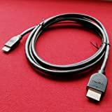 T-Mobile LG G-Slate Tablet Compatible Mini HDMI Cable Cord - 5 feet Black - Bargains Depot®