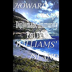 Diplomatic Immunity Part II Audiobook