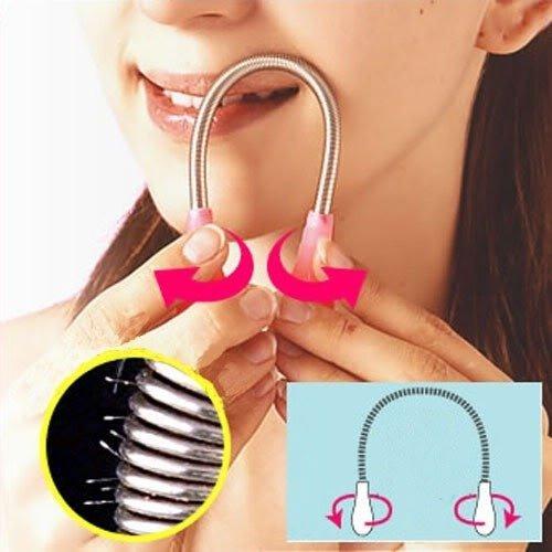 Fashion Girl Facial Hair Epicare Epilator Epistick Remover Threading Stick Tool (Epistick Facial Hair Remover compare prices)