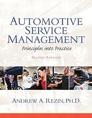 Automotive Service Management (2nd Edition)