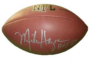 Oakland Raiders Legend Michael Haynes Autographed Signed NFL Wilson Composite... by Southwestconnection-Memorabilia