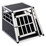 ALU-Hundebox-Transportbox-Hundetransportbox-Alubox-Box-Reisebox-Autobox-Gitterbox-Gro