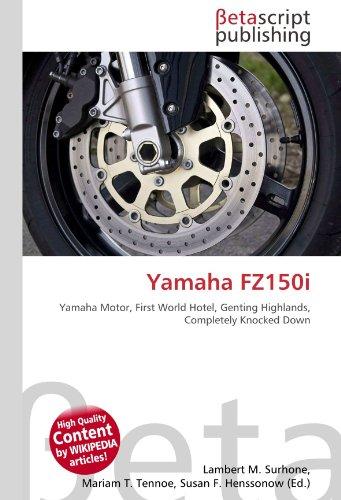 yamaha-fz150i-yamaha-motor-first-world-hotel-genting-highlands-completely-knocked-down