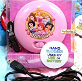 Disney Princess Electric Reusable Pocket Hand Warmer - USB / Battery