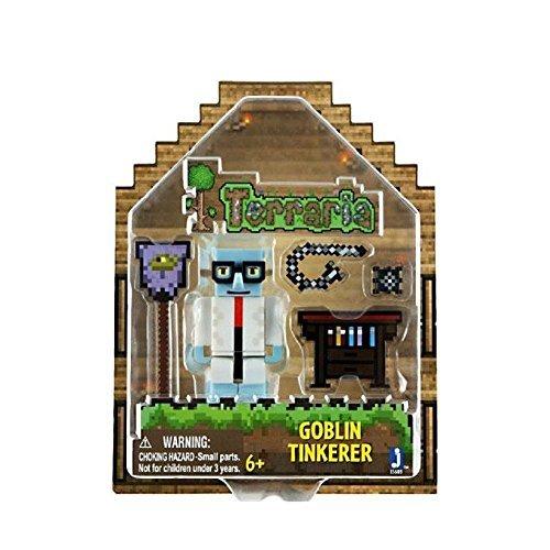 Terraria Basic Figure Goblin Tinkerer Terra rear Basic Figure Goblin parallel import goods