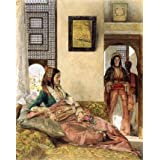 Life in the Hareem, by John Frederick Lewis (Print On Demand)