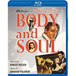 Body and Soul [Blu-ray]