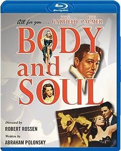 Body & Soul [Blu-ray]