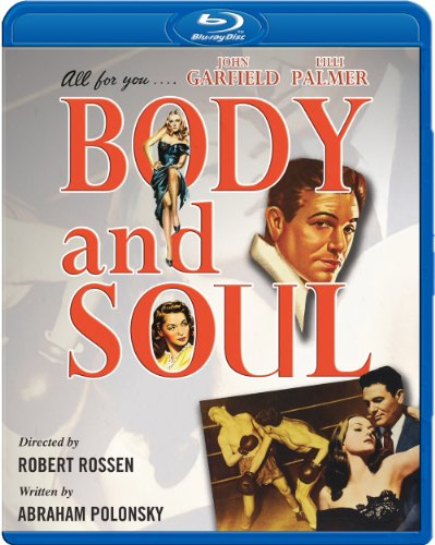 Cover art for  Body and Soul [Blu-ray]