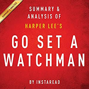 Go Set a Watchman by Harper Lee Audiobook