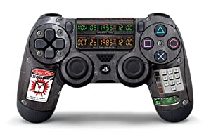 PS4 Controller Designer Skin for Sony PlayStation 4 DualShock Wireless Controller Flux